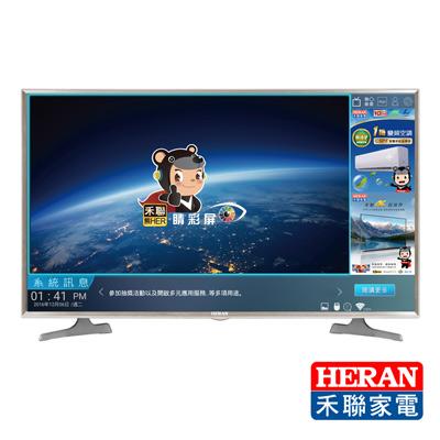 HERAN禾聯 49型 4K智慧聯網LED液晶顯示器 HD-49UDF72