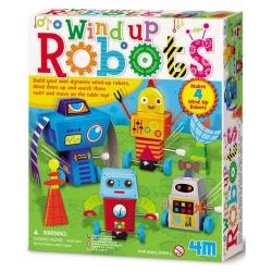 4M美勞創作 機器人樂園