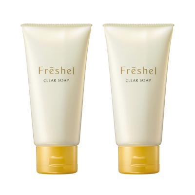 FRESHEL膚蕊 濃密泡沫皂霜(2件組)