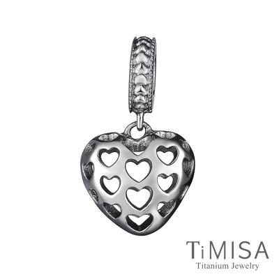 TiMISA 怦然心動 純鈦飾品 串珠