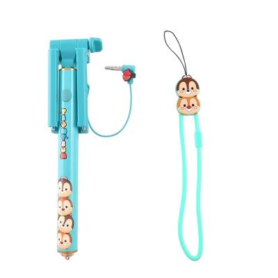 Disney迪士尼TsumTsum Mini輕巧迷你自拍棒 自拍神器可伸縮免藍牙_奇奇蒂蒂