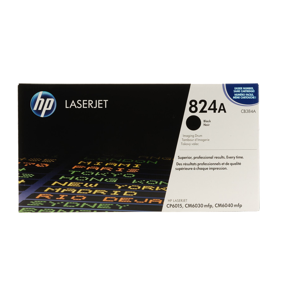 HP CB384A  黑色影像感光滾筒