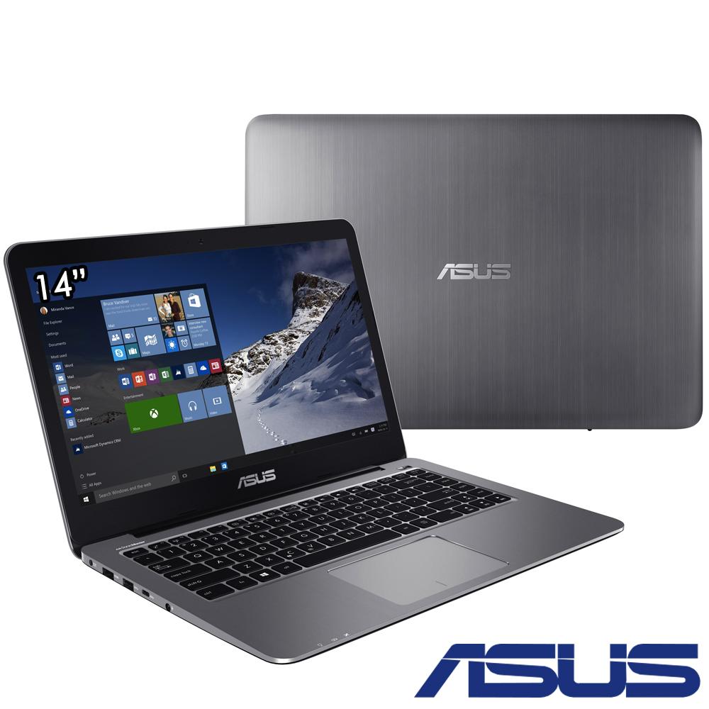 ASUS E403 14吋四核筆電(N4200/128G/4G/FHD霧/1.5kg/灰