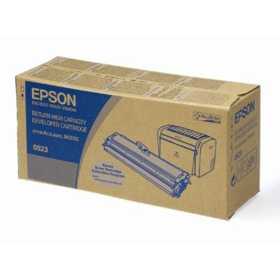 EPSON C13S050523 高容量黑色碳粉匣