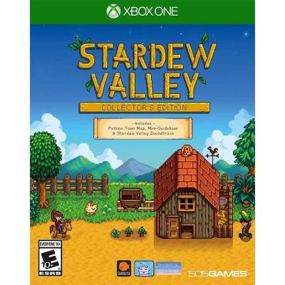 星露谷物語 收藏版 Stardew Valley-XBOX ONE中英文美版