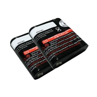 Motorola對講機專用電池 3.6V 650mAh(2入)/適用K9、T6501等