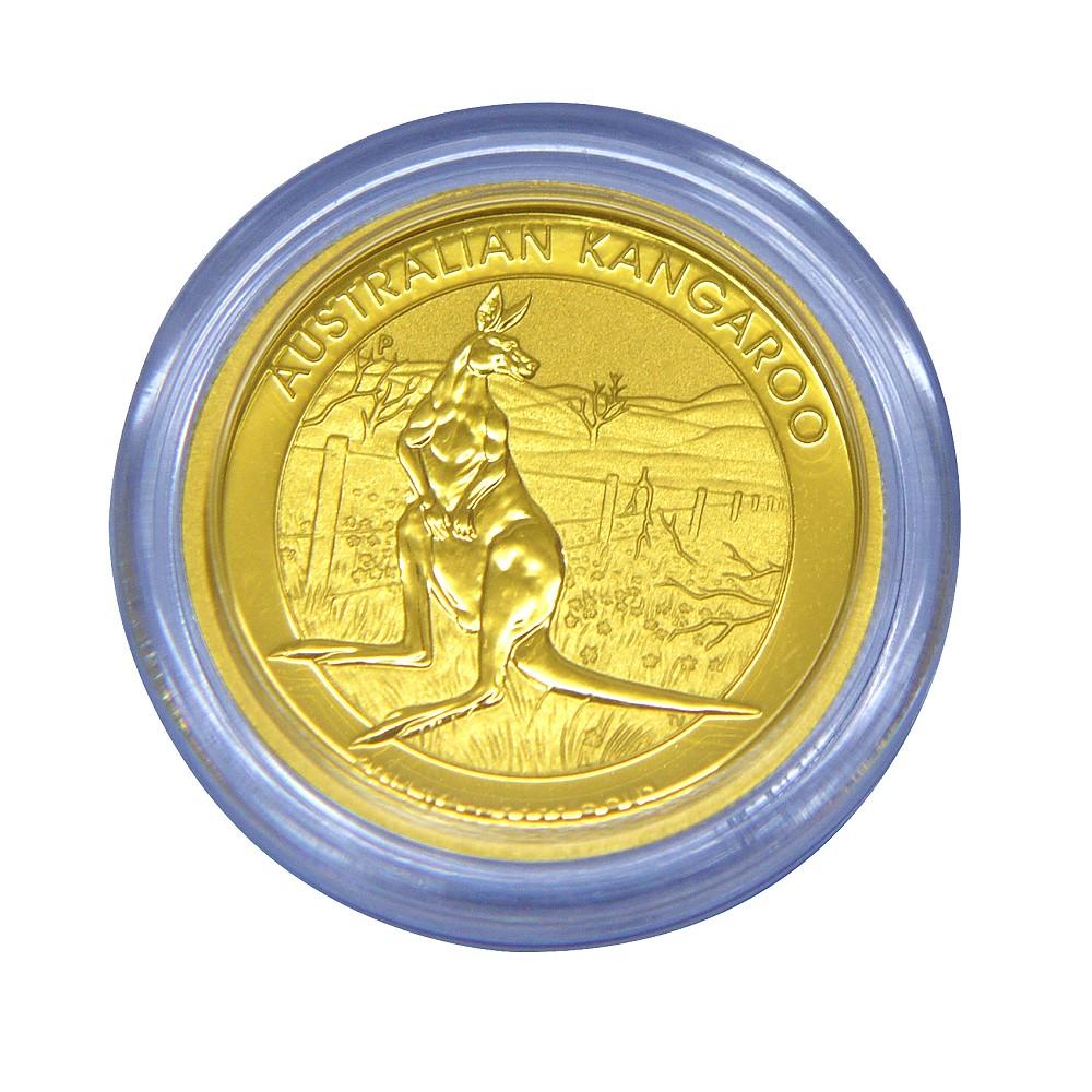 澳洲袋鼠2014年金幣-1/4盎司(OZ)