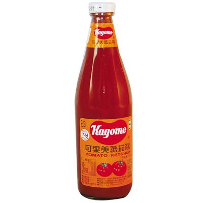 可果美 蕃茄醬(340g)