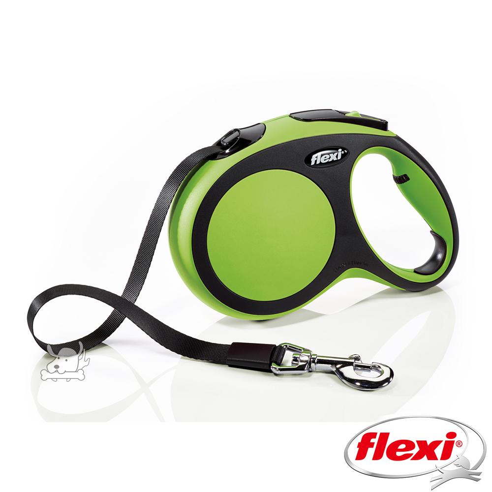 飛萊希 flexi 德國 幻彩 帶狀 寵物伸縮牽繩 共4色 L號 product image 1