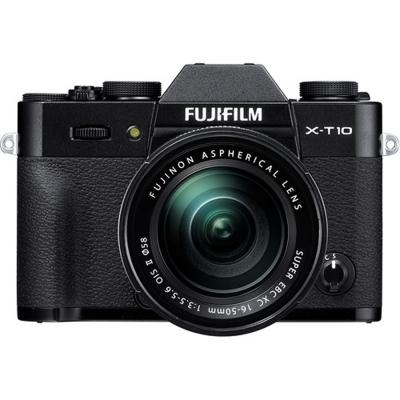 FUJIFILM X-T10 + XC 16-50mm II 代鏡 (中文平輸)