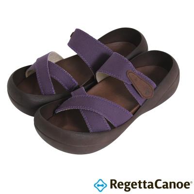RegettaCanoe-男款-CJBF-5140-深紫色