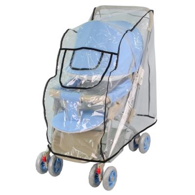 Babybabe 安全反光防風防雨罩