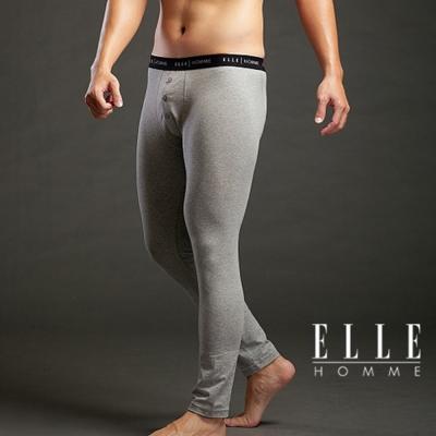 ELLE HOMME 秋冬衛生衣系列 ~ 保暖又舒適透氣衛生褲(灰色)