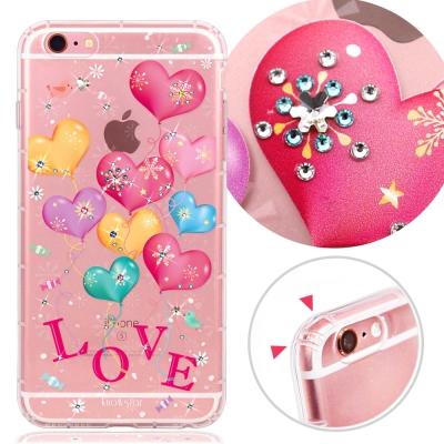 KnowStar APPLE iPhone6s Plus 奧地利水晶防摔手機鑽殼...