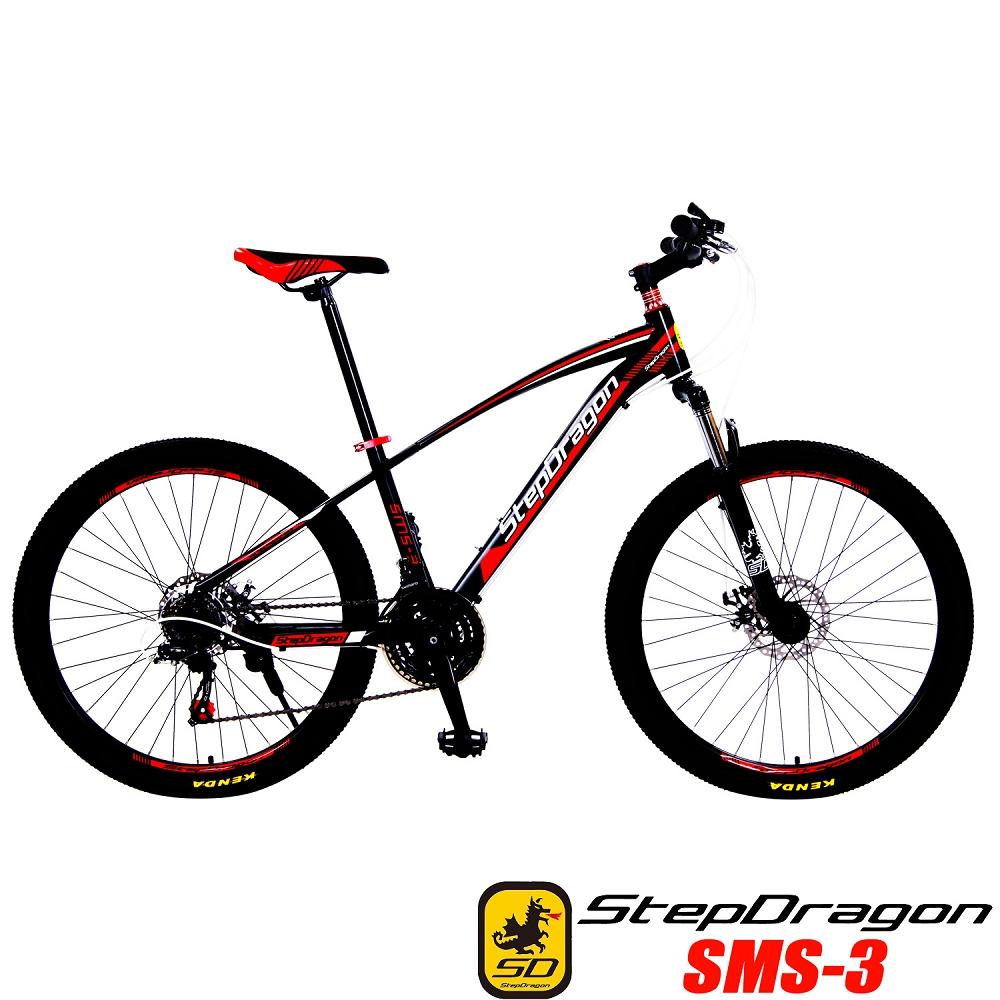 【StepDragon】SMS-3日本 SHIMANO21速碟煞登山車