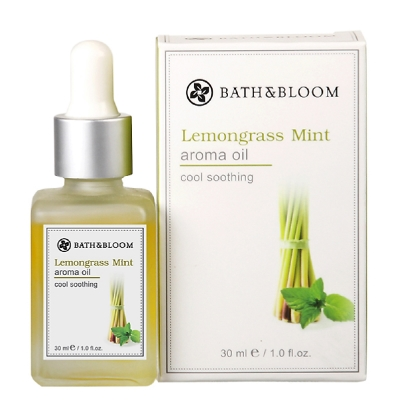 Bath & Bloom 檸檬草薄荷香氛油 30ml