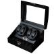 PARNIS BOX 原木鋼琴烤漆自動收納盒 (自動上鍊盒4+6) 動力儲存盒/搖錶器 product thumbnail 1