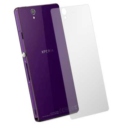 Sony Xperia Z C6602 L36h(i) 超透超顯影機身背膜(2入...