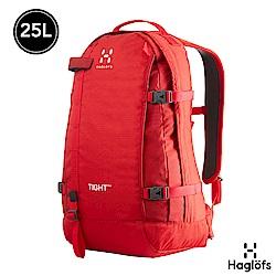 Haglofs Tight Large 25L 防潑水 經典水滴後背包 紅色
