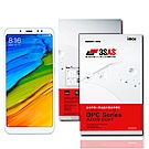 iMOS 小米 紅米Note 5 3SAS 疏油疏水 螢幕保護貼
