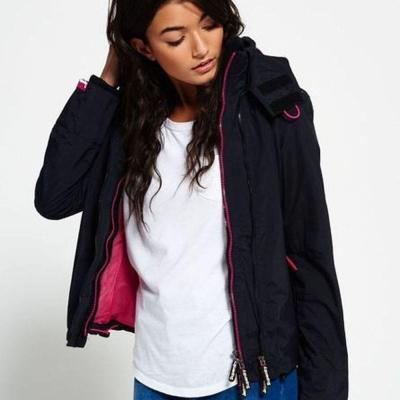 SUPERDRY 極度乾燥 女外套 藍色 0074