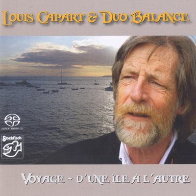 路易斯卡巴特&巴朗斯二重唱 - 旅程  SACD