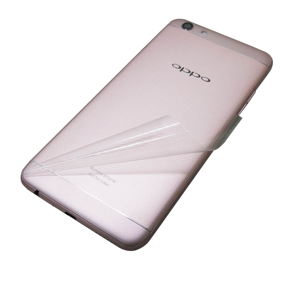EZstick OPPO A77 手機專用 機身保護膜