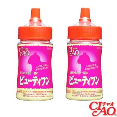 CIAO 啾嚕 日本 美麗高纖化毛粉(CI-K-9) 30g X2罐