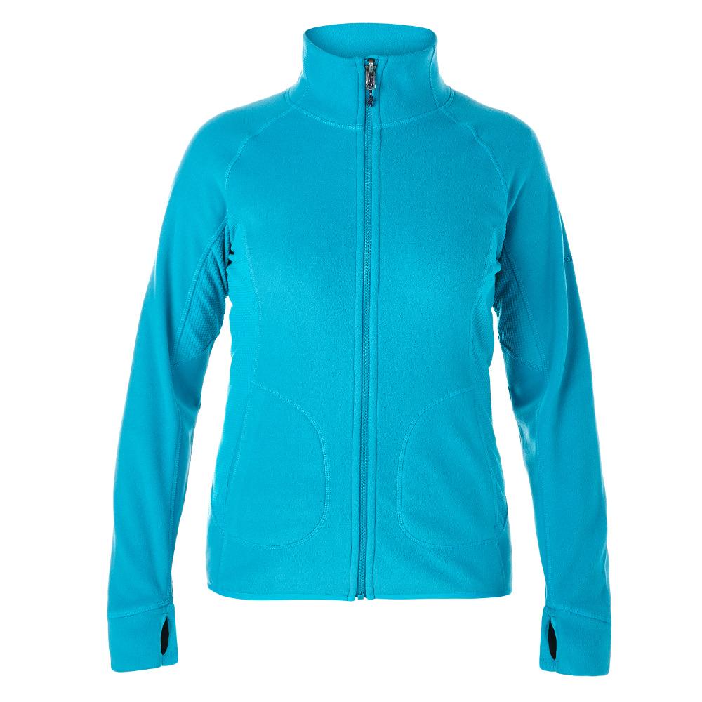 【Berghaus 貝豪斯】女款PRISM刷毛保暖 IA外套H22F26淺灰藍