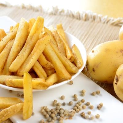每日優果 黃金脆薯條-清香胡椒(80g)