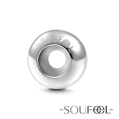 SOUFEEL索菲爾 925純銀珠飾 定位珠A