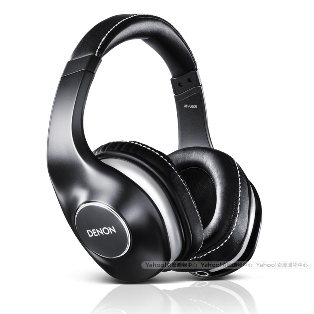 DENON AH-D600 線控 耳罩耳機