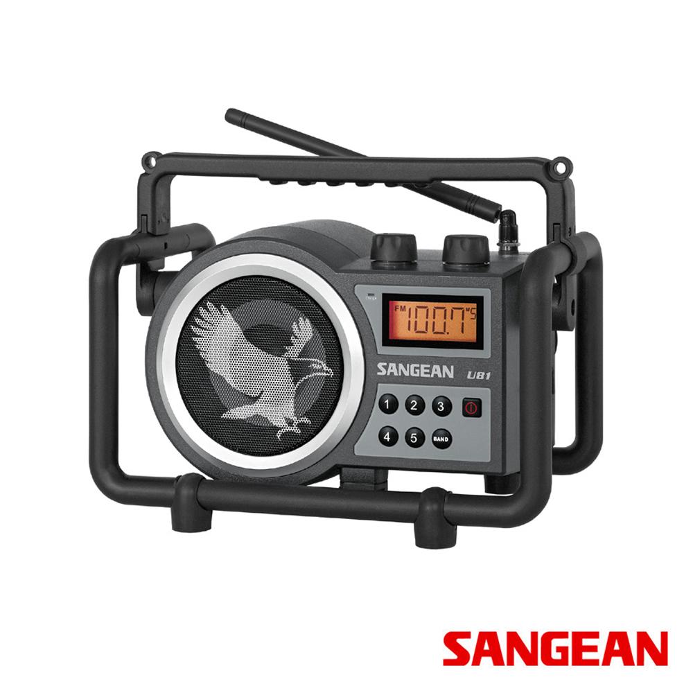SANGEAN 二波段數位式職場收音機(U81)