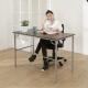BuyJM簡單型防潑水低甲醛粗管工作桌(寬120cm)-DIY product thumbnail 1