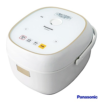 Panasonic 國際牌 4人份 IH微電腦電子鍋 SR-KT067