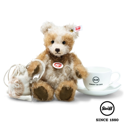 STEIFF德國金耳釦泰迪熊 - 限量版  Teddy Bear Benotime