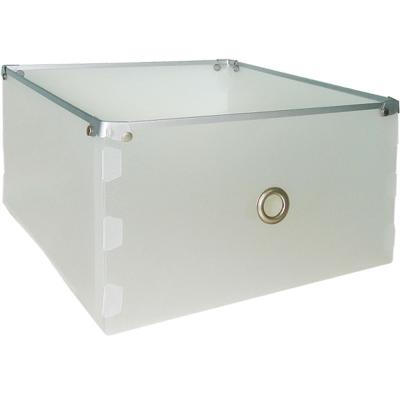 巴塞隆納─塑膠抽屜(2入) ※適用搭配於 巴塞隆納系列衣櫥櫃