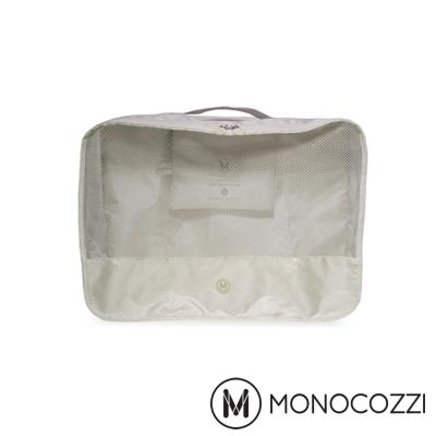 MONOCOZZI Lush 旅行衣物收納包 Apparel Pack (L)-卡其色