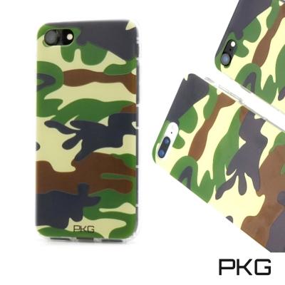 PKG APPLE IPHONE7 PLUS 5.5彩繪空壓氣囊保護殼-浮雕彩繪...