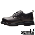NORTHWEST美式潮流真皮綁帶固特異皮鞋TM-5403(金屬黑)