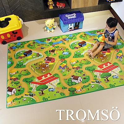 TROMSO兒童安全遊戲地墊(大)-開心農場