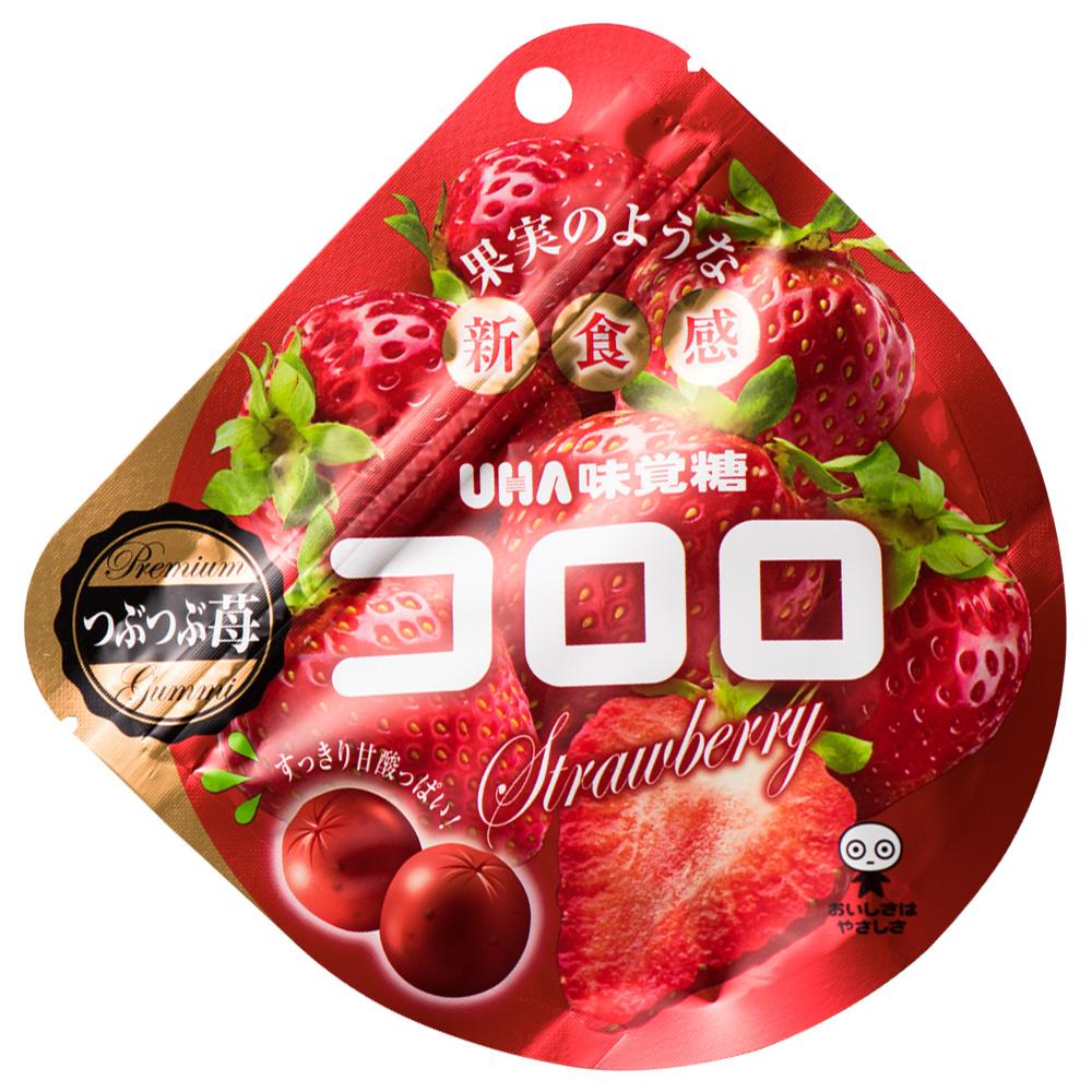 味覺糖 酷露露Q糖-草莓(40g)