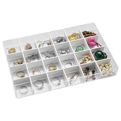 滿額$299出貨★透明飾品小物收納盒
