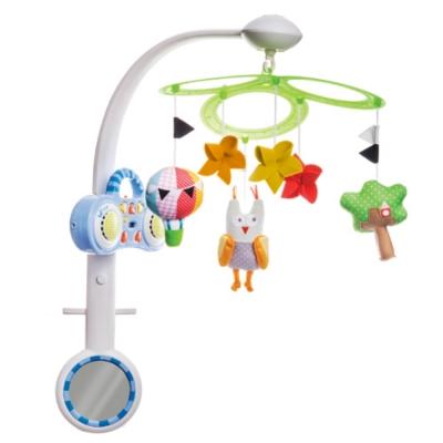 taf toys五感開發系列-貓頭鷹MP3撥放組