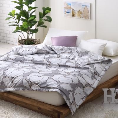 Cozy inn 花趣-200織精梳棉-涼被(6X7尺)