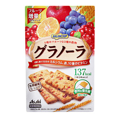 ASAHI-FOOD-格蘭諾拉燕麥果實餅-150g