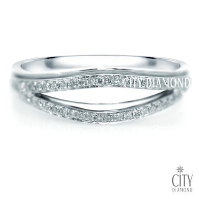 City Diamond Bijou系列鑽戒-FS01-003