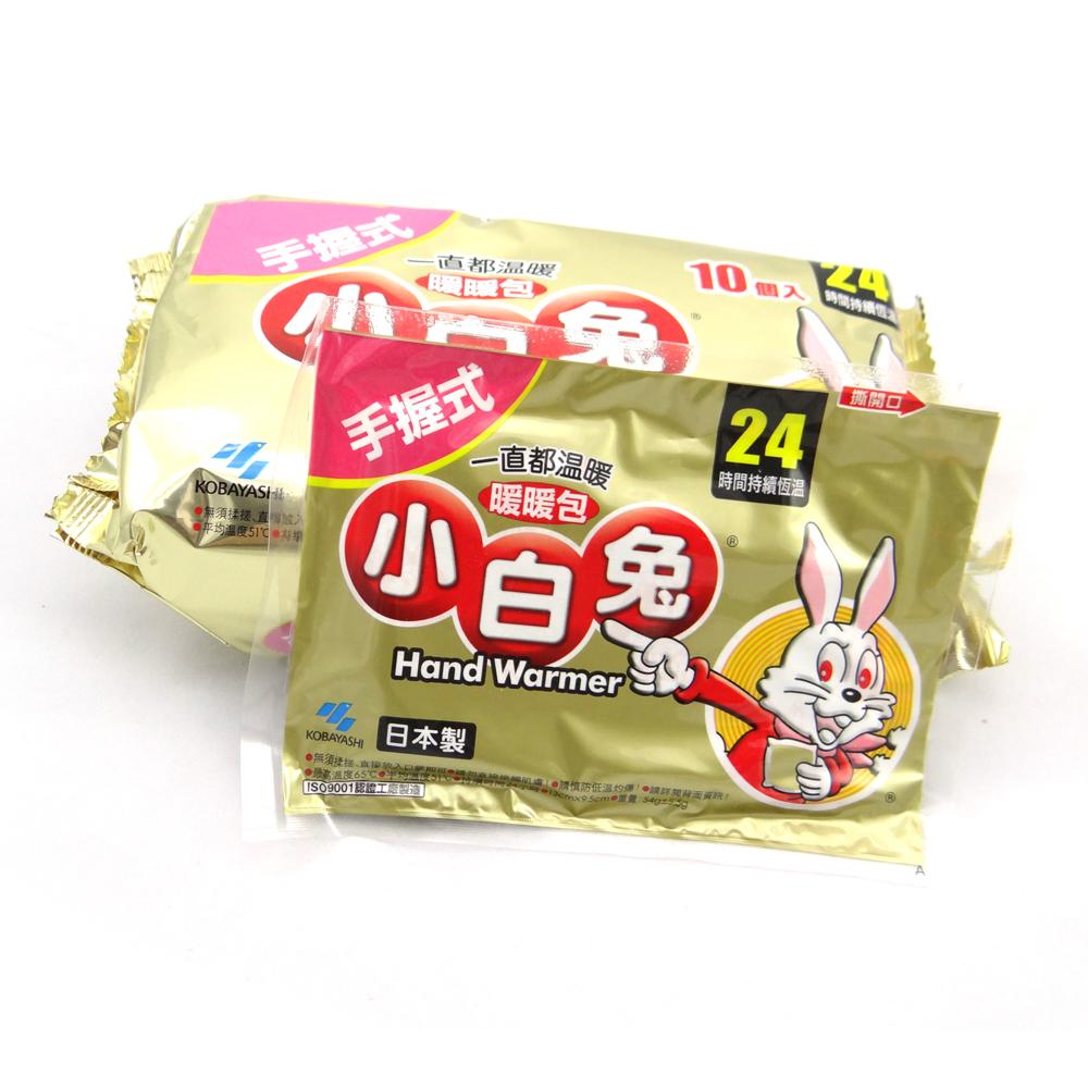 小白兔24小時暖暖包 (10pcs/包)X3