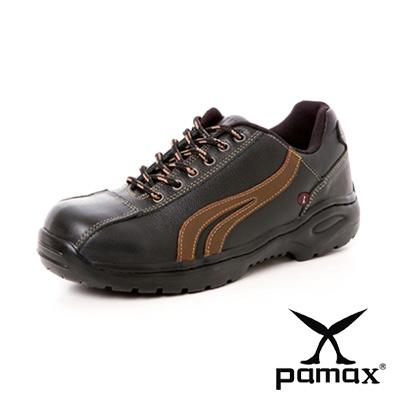 PAMAX【帕瑪斯防穿刺安全鞋】『男、女』 皮革製工作安全鞋.休閒兩用