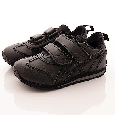 亞瑟士SUKU2機能鞋 穩定護足款 9090黑(中小童段)T2